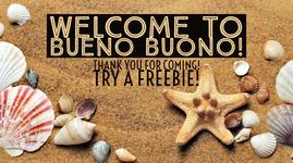 Thank you for visiting BuenoBuono!