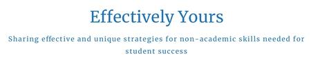 Curriculum that will enhance non-academic skills mastery