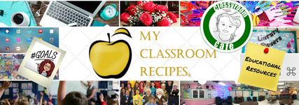 My Classroom Recipes ® is a trademarked entity