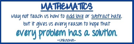 Solutions for Math - Every problem has a solution