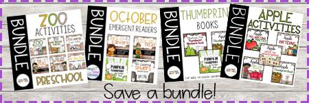 Save a bundle when you buy a bundle!
