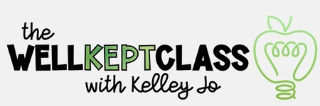 Follow The Well Kept Class with Kelley Jo