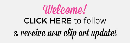 Welcome to My Clipart Store :)
