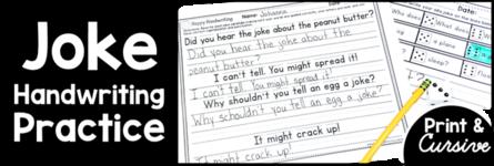 Joke Handwriting