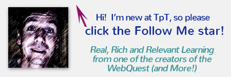 Real, Rich and Relevant Learning fro Tom March - Follow Me!