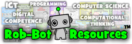 Teaching resources for Computer Science, Computational Thinking and Digital Competence!