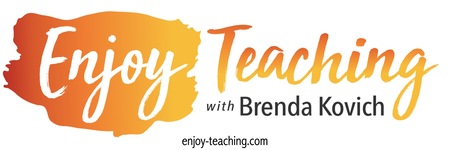 Visit my website and discover ways to enjoy teaching.