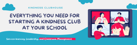 Transform your school and community with kids who Radiate Outrageous Compassion & Kindness
