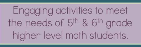 Create thinkers, not calculators.