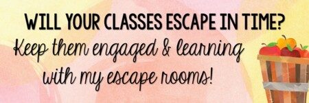 Click this link for distance learning resources compatible with Google Classroom!