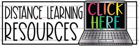 Click here for distance learning resources