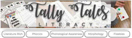 Visit the Tally Tales site for more!