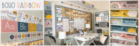 Calm & Cozy Classroom Collection