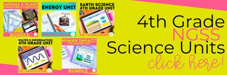 Find STEM Resources 4th-6th grade