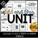 Click here to get my Odd and Even Unit!
