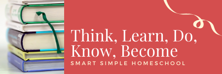 Think, Learn, Do, Know, Become