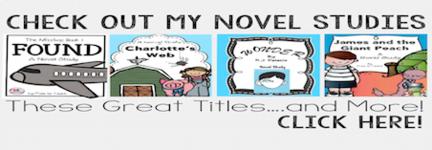 Click Here for Novel Studies!