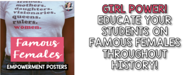 Click for instant GIRL POWER!