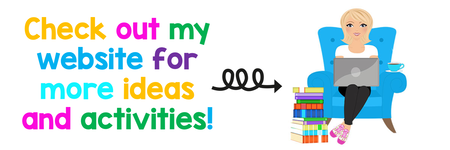 Check out my website for more ideas and activities!