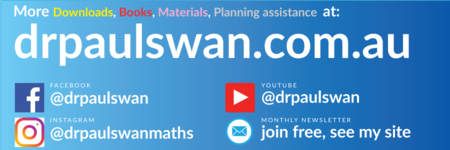 head to drpaulswan.com.au for even more or check out my FB/IG/Youtube