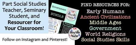 Set up your study of government for success with this reading passage bundle!
