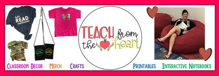 Follow me on IG @teachfromtheheart8