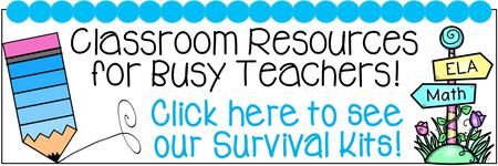 Teacher Survival Kits!