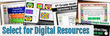 Select to see digital resources