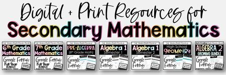 https://www.teacherspayteachers.com/Product/Pre-Algebra-Algebra-1-FOLDABLE-BUNDLE-778277