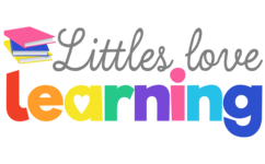 Click here to check out our blog! LittlesLoveLearning.com