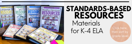 Click here for your ELA Standards-Based materials!