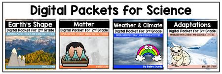 Science Digital Packets