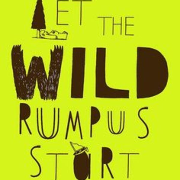 image about Let the Wild Rumpus Start Printable titled Allow the Wild Rumpus Commence Coaching Supplies Instructors Fork out