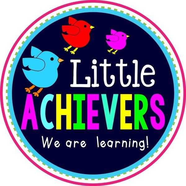 Little Achievers Teaching Resources   Teachers Pay Teachers