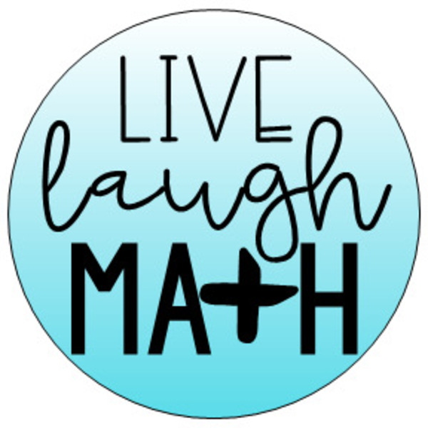 Live Laugh Math Teaching Resources | Teachers Pay Teachers