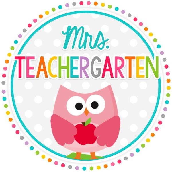 Mrs Teachergarten Teaching Resources | Teachers Pay Teachers