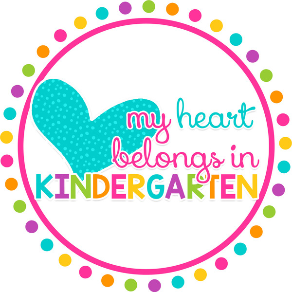 My Heart Belongs in Kindergarten Teaching Resources | Teachers Pay ...