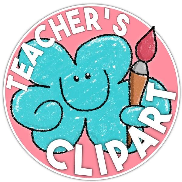 Teacher S Clipart Teaching Resources Teachers Pay Teachers