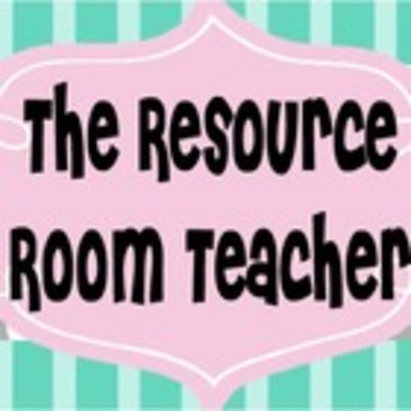 The Resource Room Teacher Teaching Resources | Teachers Pay Teachers