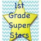 1st Grade Super Stars