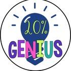 20 Percent Genius