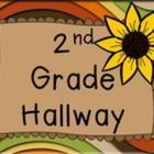 2nd Grade Hallway