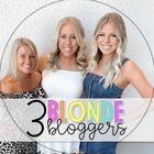3 Blonde Bloggers