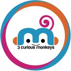 3 Curious Monkeys