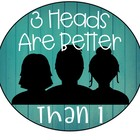 3 Heads Are Better Than 1