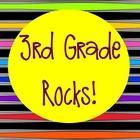 3rd Grade Rocks