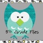 5th Grade Files