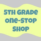 5th Grade One Stop Shop