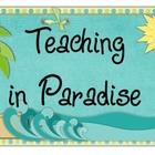 5th grade Paradise