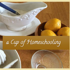 A Cup of Homeschooling
